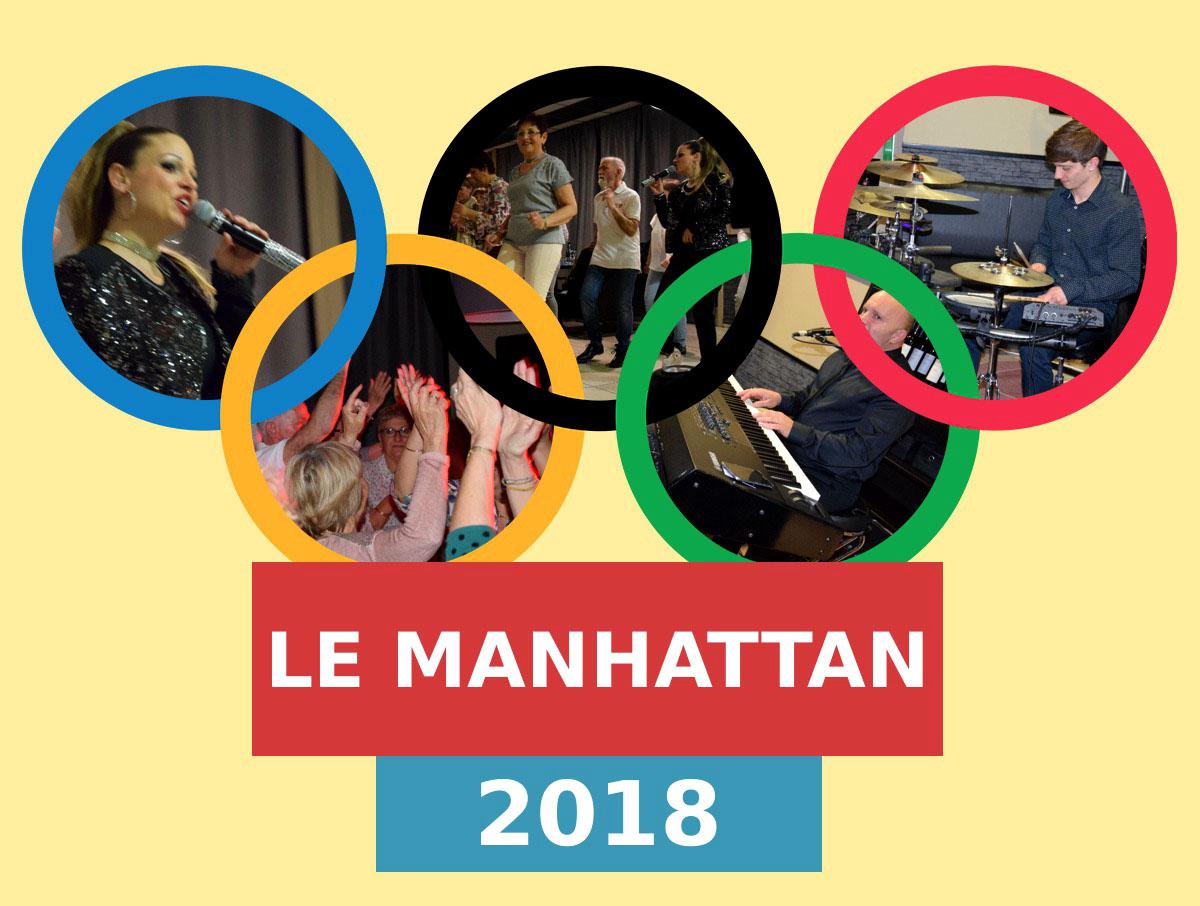 LE MANHATTAN -2018
