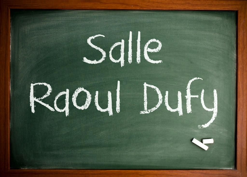 SALLE  RAOUL  DUFY