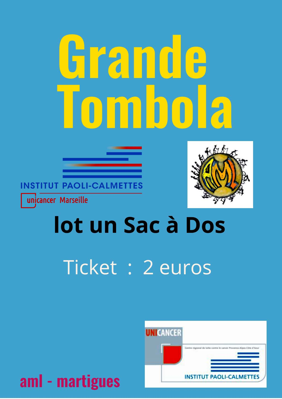 LOTERIE  - TOMBOLA    AML